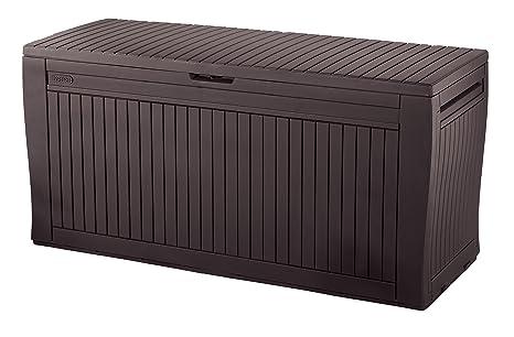 Keter Comfy Box Braun 116,7 x 44,7 x 57 cm
