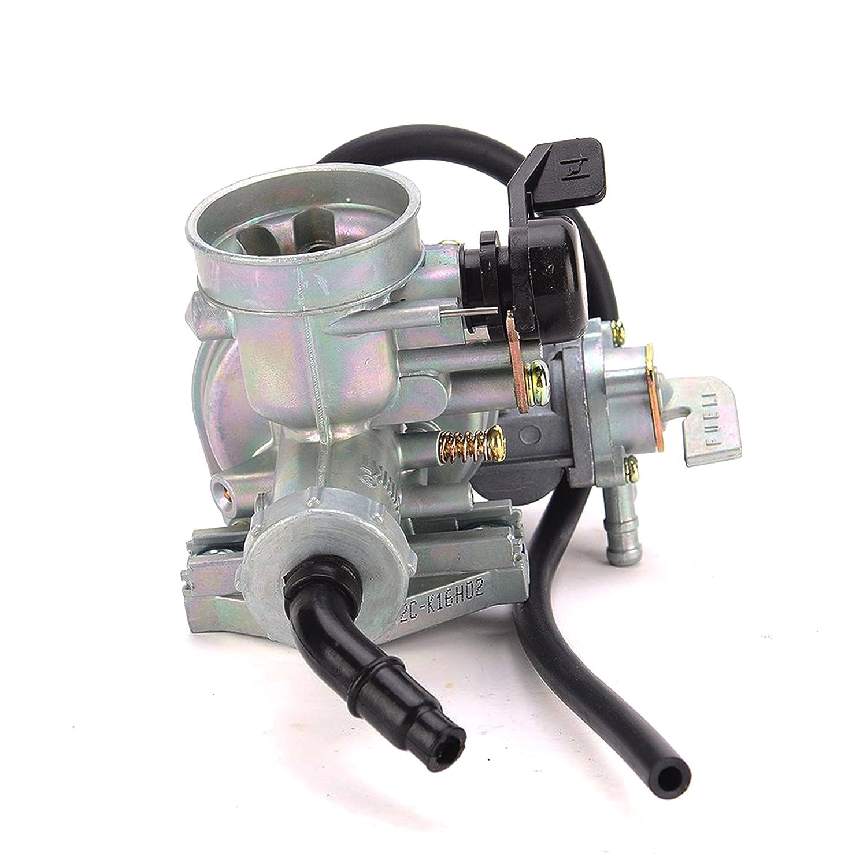IZTOSS Motorcycle Carburetor For Honda 3 Wheeler ATC 110 1979-1985 80 81 82 83 84 New Carb