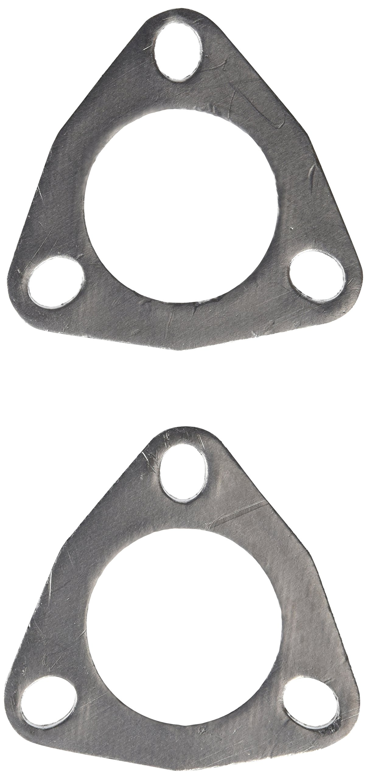 Remflex (8008) 2'' 3-Bolt Universal Exhaust Gasket, (Set of 2)
