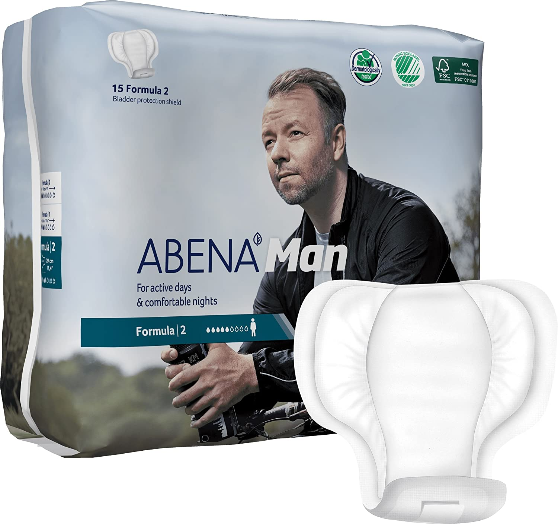 Abena Man Premium Incontinence Guard Formula Count P Max 67% OFF 180 New product!! 2 12