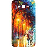 100 Degree Celsius Back Cover for Samsung Galaxy Grand Duos I9082 (Nature Painting Multicolor)