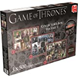 Game of Thrones Special Edition Collector's Box Set Jigsaw Puzzles