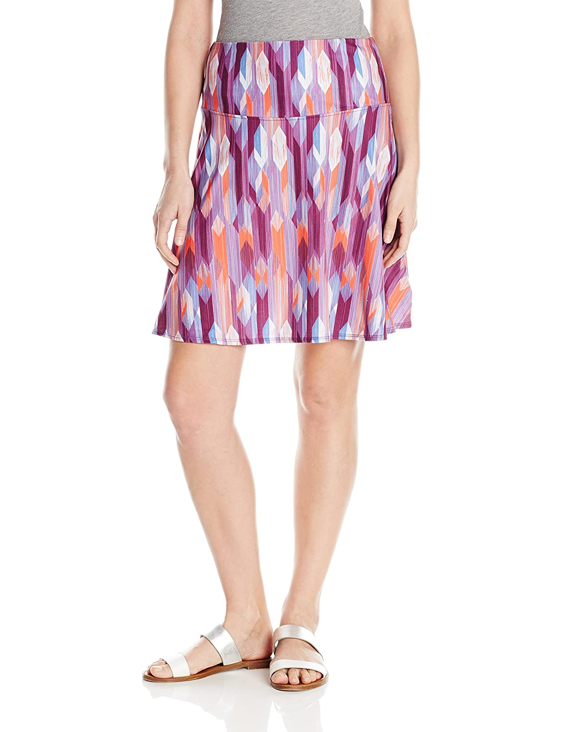 Grapevine Gemstone prAna Women's Taj Printed Skirt