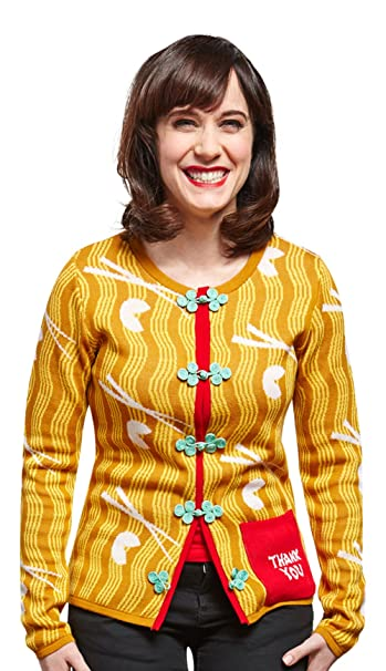 Jewish Christmas Sweater.Geltfiend Thank You Come Again Jewish Chinese Food Sweater