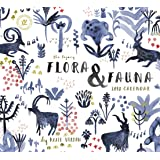 Legacy Publishing Group 2018 12-Month Wall Calendar, Flora and Fauna