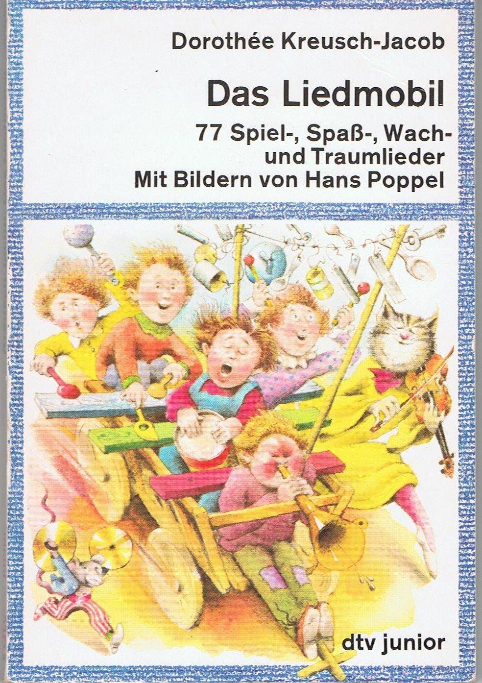 Das Liedmobil 77 Spiel Und Spasslieder Wach Und