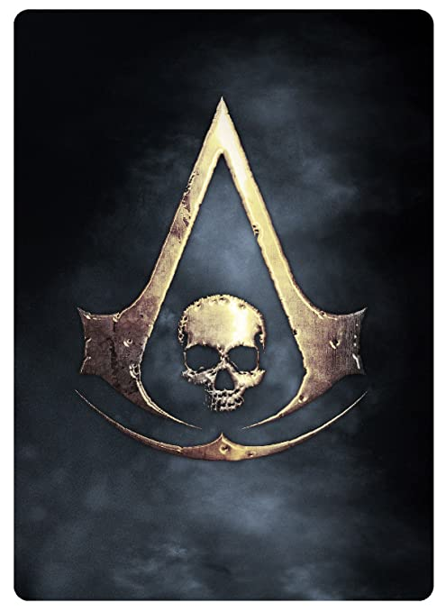 41 opinioni per Assassin's Creed IV: Black Flag- Skull Edition (Collector's Edition)