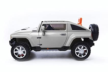 Amazon.com: Hummer HX Kids Ride On batería Powered coche ...