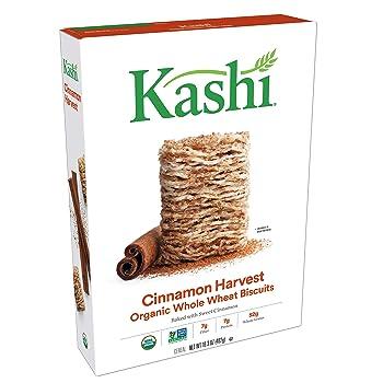 Kashi Organic Cinnamon Harvest Vegan Cereal
