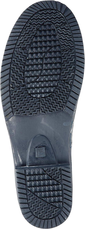EVA Footbed guarnici/ón Suave de Las Lanas Zapatos Impermeables para la Lluvia Mountain Warehouse Botines de Goma Impresos para Mujer