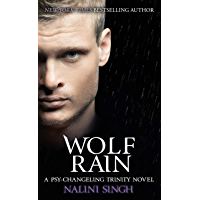 Wolf Rain (The Psy-Changeling Trinity Series)