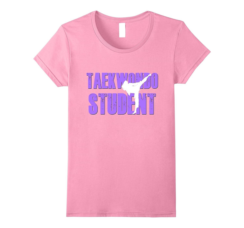 Taekwondo Student Shirt Tae Kwon Do School Gift Daughter
