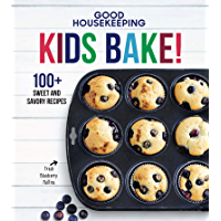 Good Housekeeping Kids Bake!: 100+ Sweet and Savory Recipes (Good Housekeeping Kids Cookbooks Book 2)