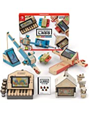 Switch Nintendo Labo: Toy-Con Kit variado