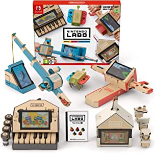 Switch Nintendo Labo: Toy-Con Kit variado: Amazon.es: Videojuegos