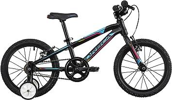 Bicicleta para niños ORBEA MX 16 negro 2015: Amazon.es: Deportes y ...