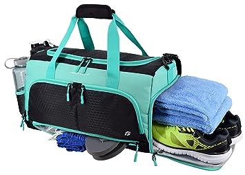 Amazon.com: Bolsa de gimnasio Ultimate 2.0: la bolsa ...