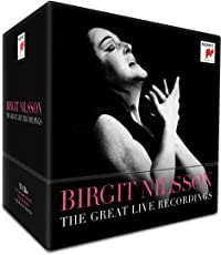 Birgit Nilsson: The Great Live Recordings