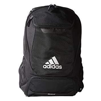 Amazon.com : adidas Stadium Team Backpack, Black, One Size ...