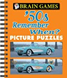 Brain Games® Picture Puzzles: '50s Remember When?