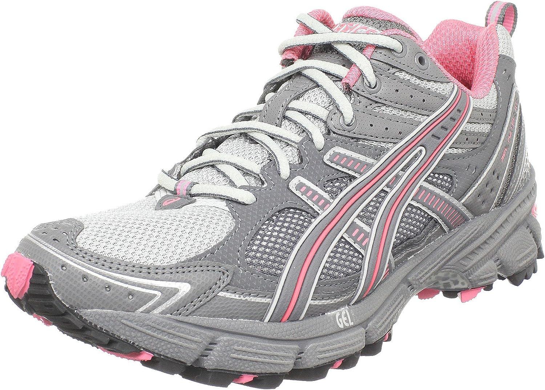 ASICS Gel-Aztec MT Womens Gray Running