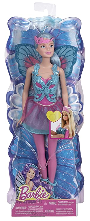 Barbie Puppe Kühlschrank Fee Miscelanea blau: Amazon.de: Spielzeug