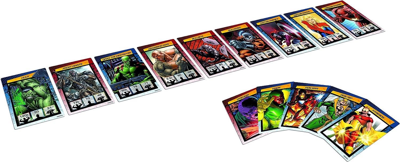 Asmodee 002799 – Marvel Card Line: Amazon.es: Juguetes y juegos