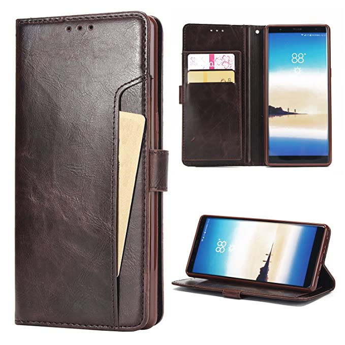 Smaung Galaxy Note 9 Funda, Galaxy Note 9 Wallet CaseFLYEE ...