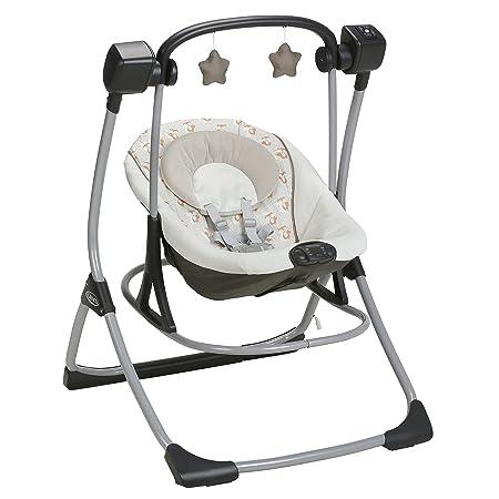 Amazon.com: Graco Slim Spaces Trona: Baby