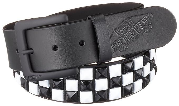 dc803a9331072 Vans Ledergürtel Studded Leather Belt