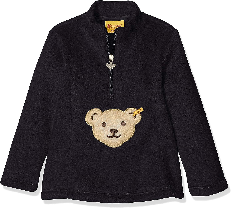Steiff M/ädchen Fleece Sweatshirt