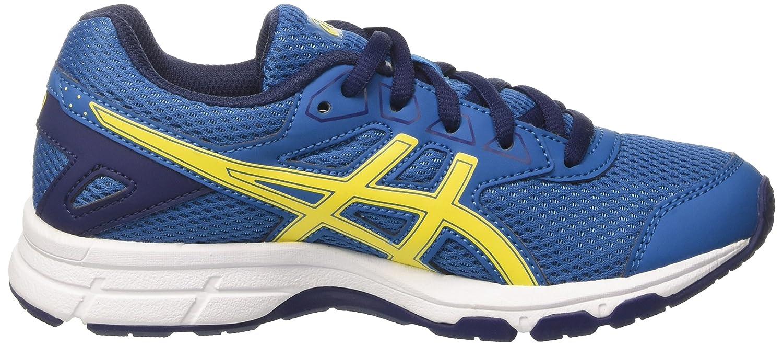 Asics Gel-Galaxy 9 GS, Zapatillas de Running para Niños, (Thunder Blue/Vibrant Yellow/In), 40 EU: Amazon.es: Zapatos y complementos