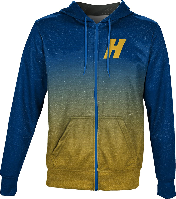 Heathered ProSphere Hofstra University Girls Zipper Hoodie School Spirit Sweatshirt
