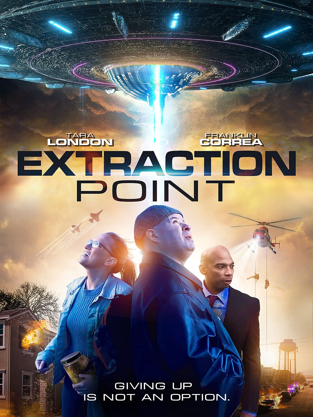 Extraction Point on Amazon Prime Video UK