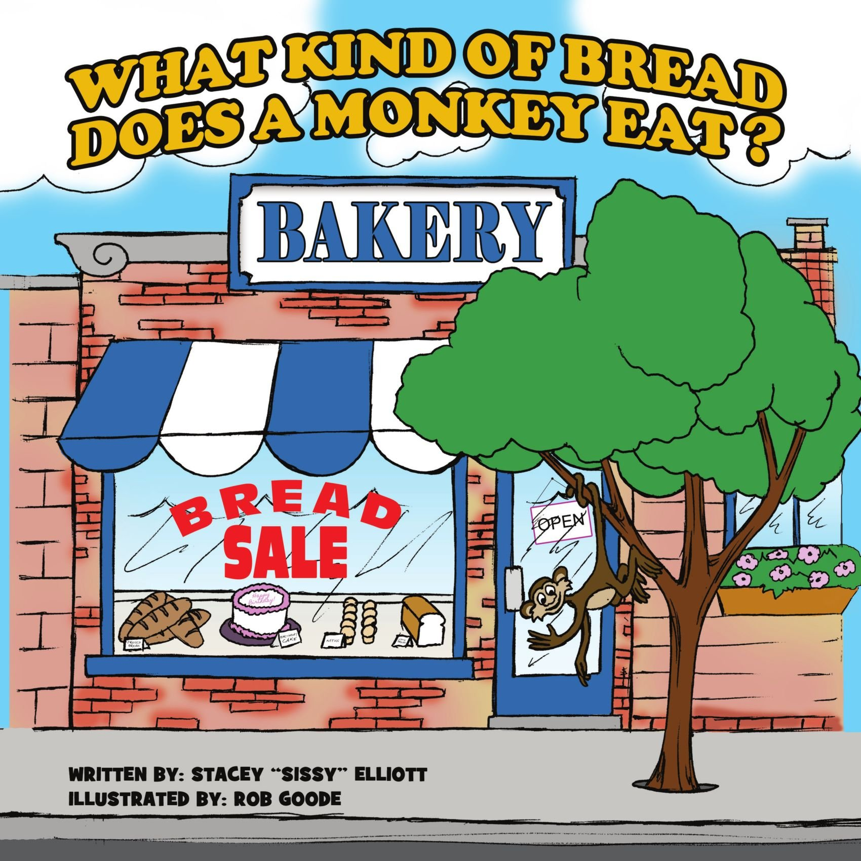 Download What Kind Of Bread Does A Monkey Eat ? PDF