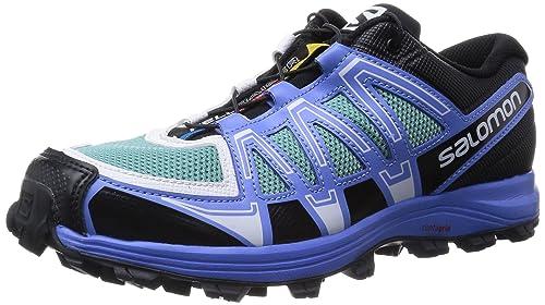 New Fashion Style Of Men Salomon Fellraiser Fell Running Shoes SS15 Green - C6F2526984