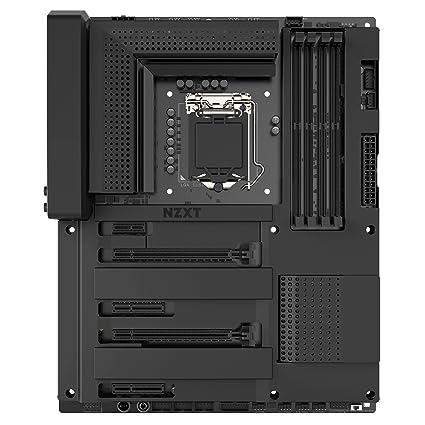 amazon com nzxt n7 z370 atx motherboard motherboards n7 z37xt b1 rh amazon com