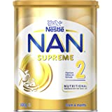 NESTLE NAN SUPREME 2, Follow-On Formula 6-12 Months Powder – 800g