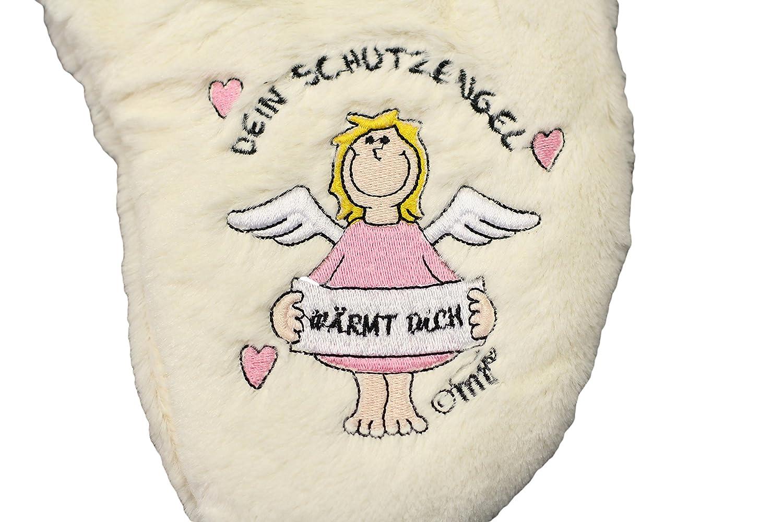 Cojín para cuello, diseño de ángel de la guarda, color rosa ...