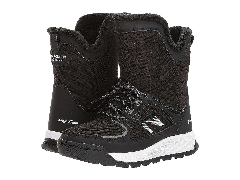2019年激安 (ニューバランス) New Balance B078G98T14 12 レディースブーツ靴 BW2100v1 Black/White 12 - (29cm) B - Medium B078G98T14, BELMANI -ベルト、革小物の専門店-:d3aea41c --- arianechie.dominiotemporario.com