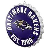 Baltimore Ravens 2016 Bottle Cap Wall Sign