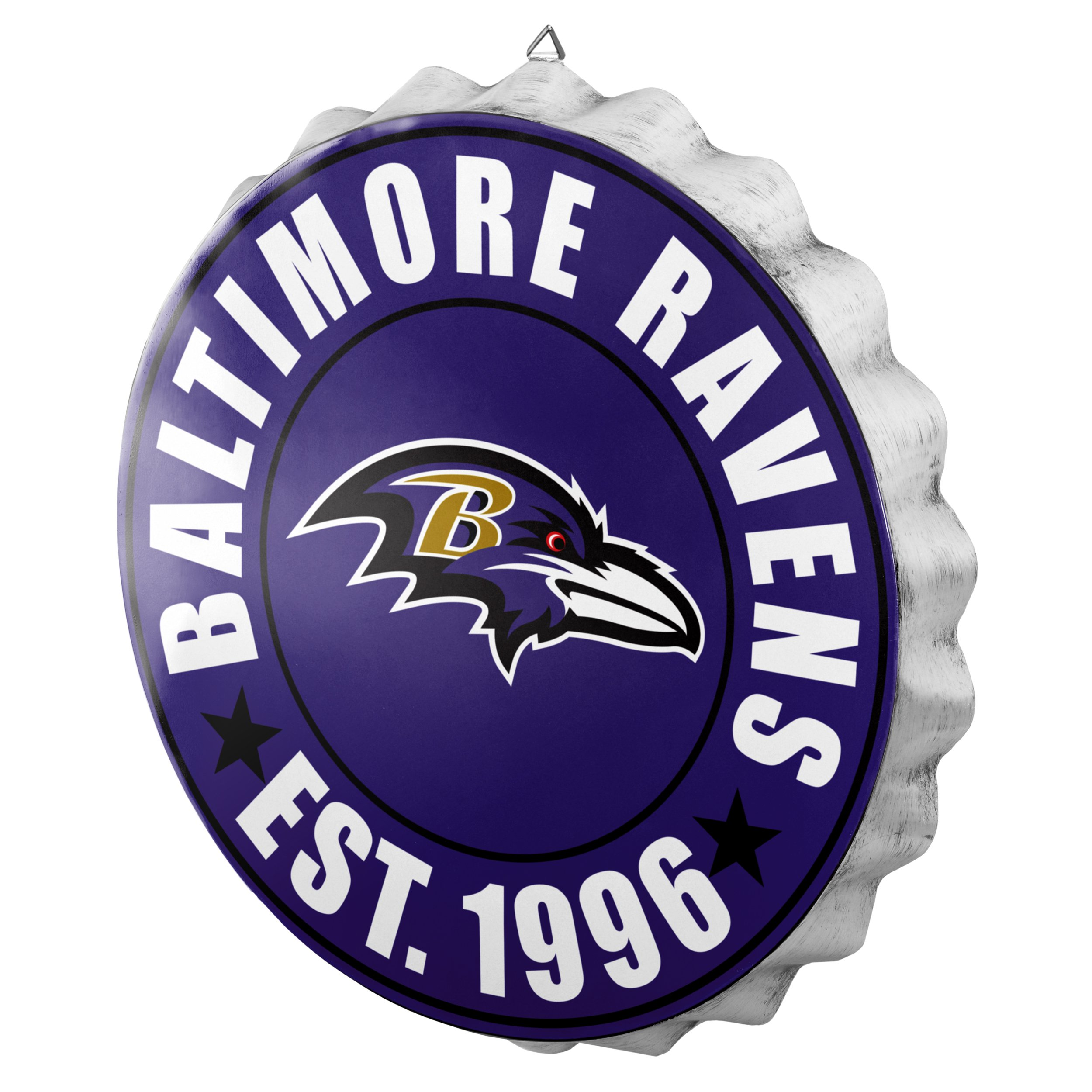 Baltimore Ravens 2016 Bottle Cap Wall Sign by FOCO