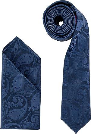 Conjunto de corbata de boda de DressCode con pañuelo cuadrado ...