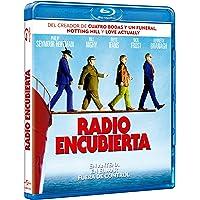 Radio Encubierta (BD) [Blu-ray]