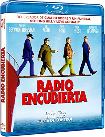 Radio Encubierta (BD) [Blu-ray]: Amazon.es: Tom Sturridge ...