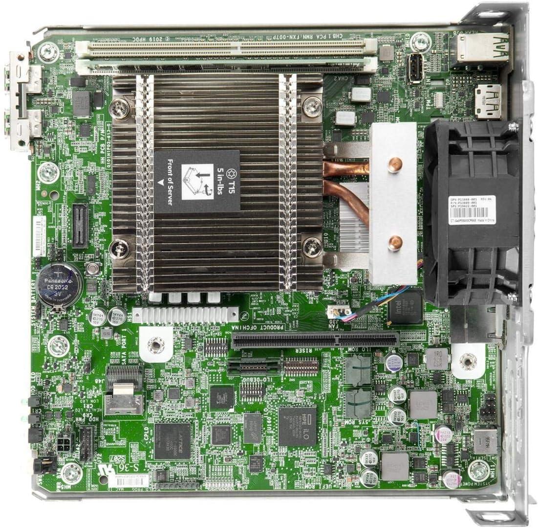 Hpe Proliant Microserver Server 3 4 Ghz 16 Gb Ultra Computer Zubehör