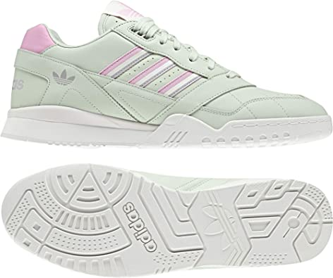 Adidas AR Trainer Girls Sneakers Green