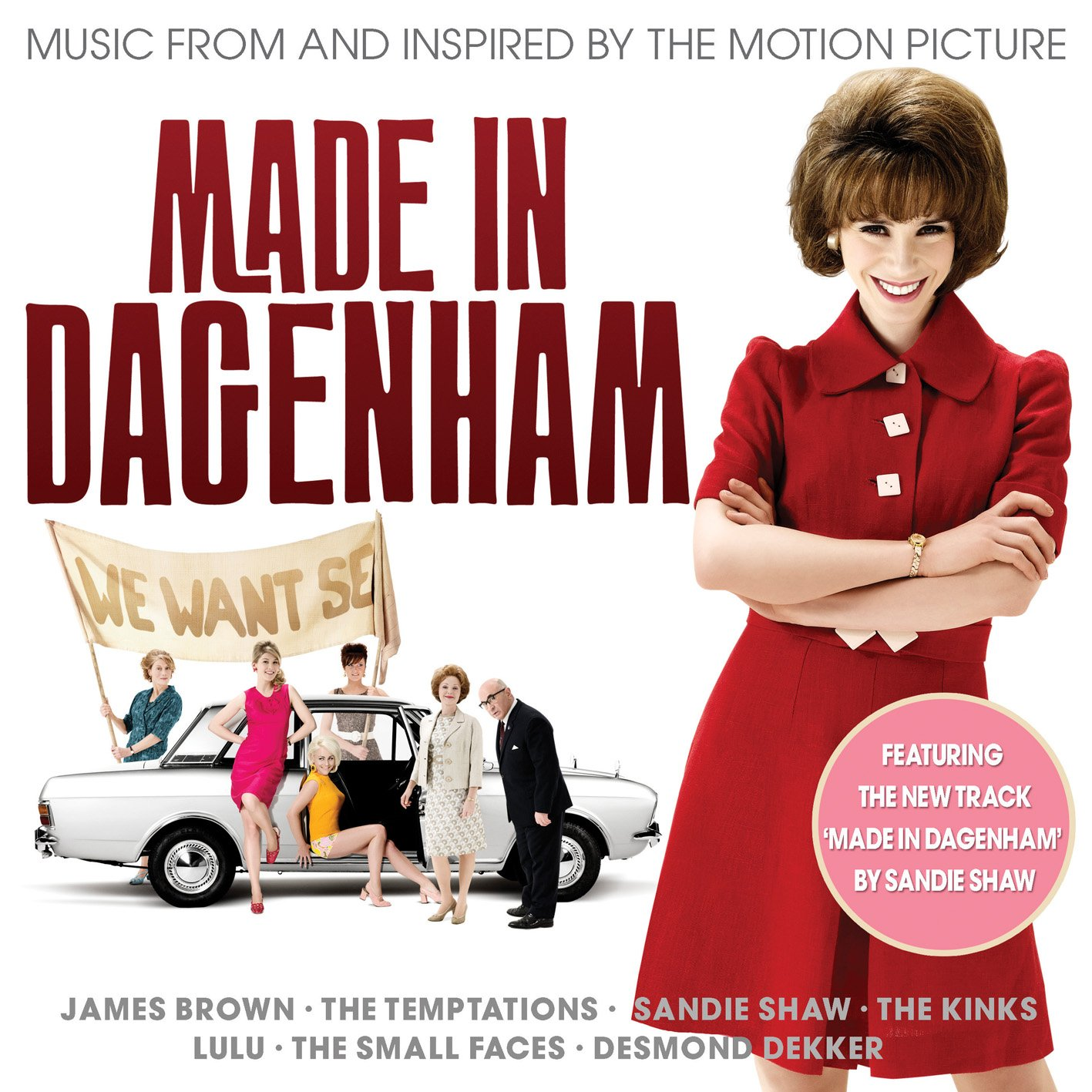 Made in Dagenham                                                                                                                                                                                                                                                                                                                                                                                                <span class=