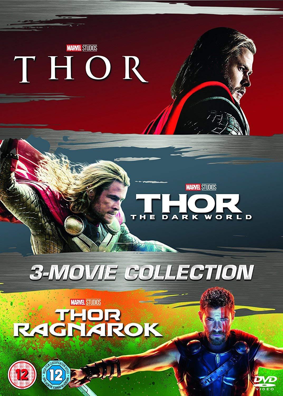 Thor 1-3 [Italia] [DVD]: Amazon.es: Cine y Series TV