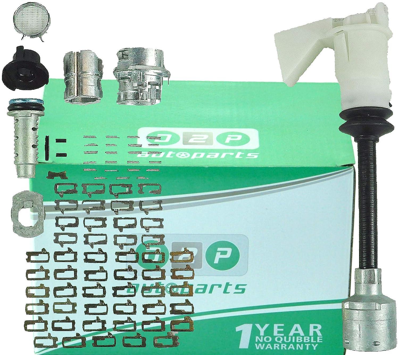 D2P For Focus C-Max 2003-2007 Bonnet Release Lock/Lock Cylinder Repair Kit 1343577